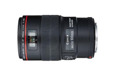 Canon 100mm f/2.8L Macro Lens