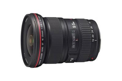 Canon 16-35mm f/2.8L ll Lens