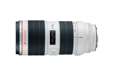 Canon 70-200mm f/2.8L IS II Zoom Lens