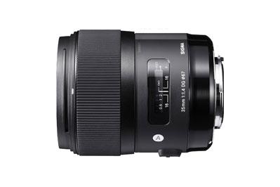 Sigma 35mm f/1.4 Lens