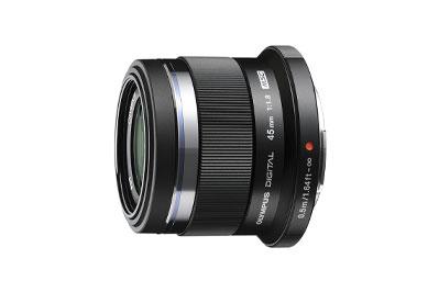 Olympus 45mm f/1.8 Lens