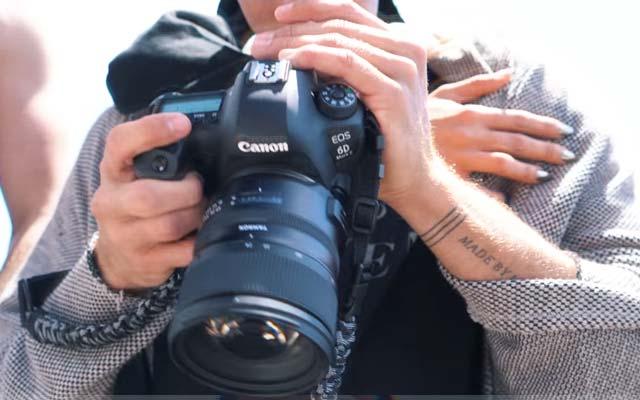 Jay Alvarrez Canon EOS 6D Mark II