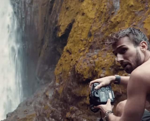 Sam Kolder Camera