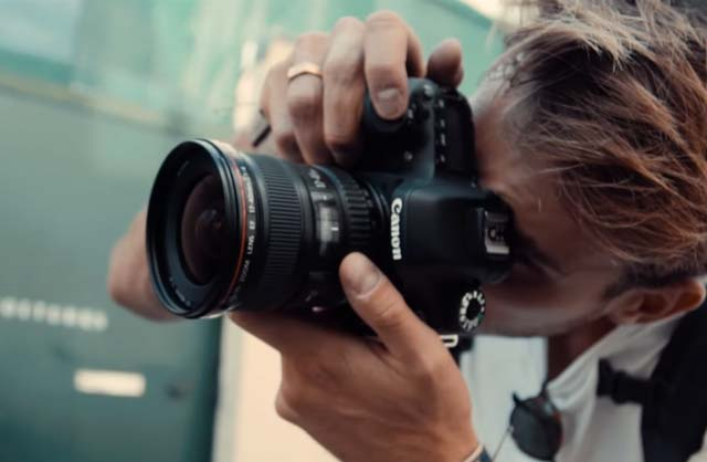 Sam Kolder Camera Canon 80D